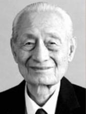 赵朴初(1907-2000)